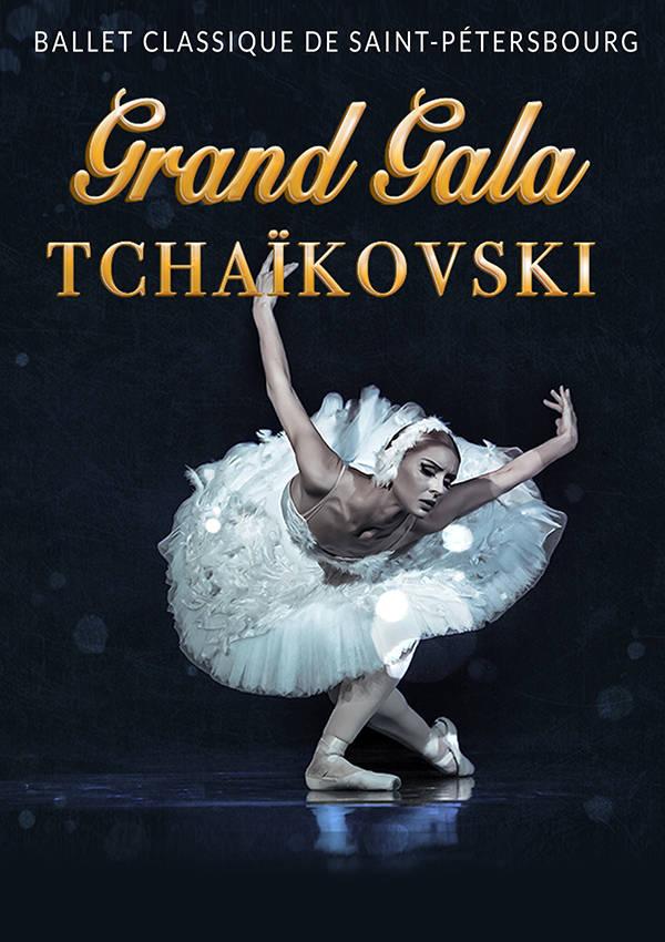 Tschaikowsky Ballettgala – Stars & Sankt Petersburger Klassisches Ballett