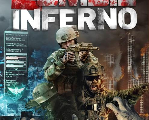 Tickets kaufen für Zombie Inferno für das Metropol Theater Bremen.
