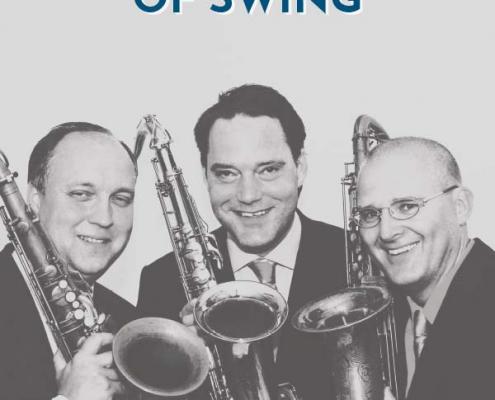 """Mitreissend-unterhaltsame Saxophon-Battle mit Europas Top Jazz-Solisten Von """"One O'Clock Jump"""" bis """"O Sole Mio"""""""
