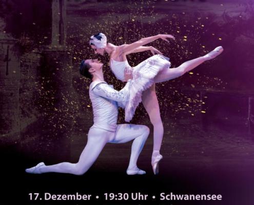 Plakatmotiv Ballettwoche Metropol Theater Bremen