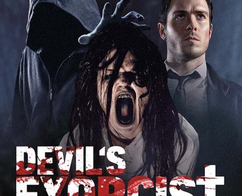Plakatmotiv DEVIL'S EXORCIST – Die neue Edition KILL YOUR DEMON 2021 auf großer Europa-Tour in Bremen