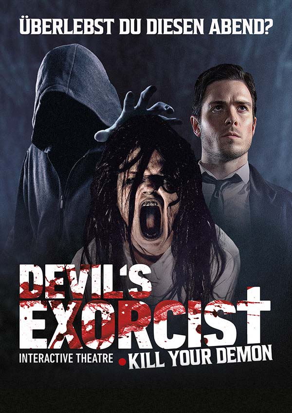 Devil's Exorcist – Interactive Theatre